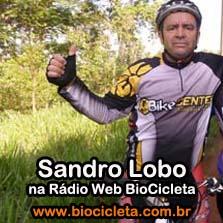 Sandro Lobo - radio web biocicleta - 2012.03.29
