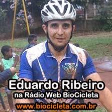 Eduardo Ribeiro - arquiteto e ciclista - radio web biocicleta - 2012.04.19