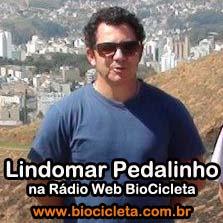 Lindomar Pedalinho- radio web biocicleta - 2012.03.22