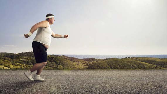 cada vez mais dificil ser magro