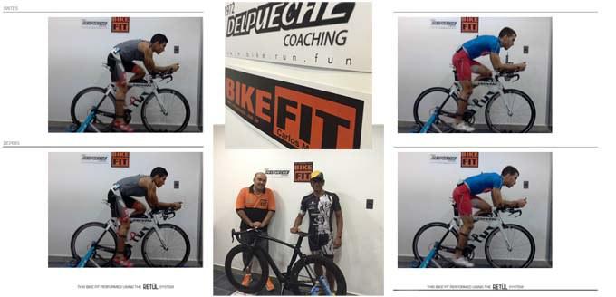 la etapa - bike fit